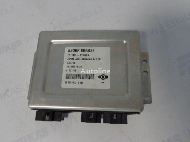 centralina MAN ABS Elektronik 81259356728