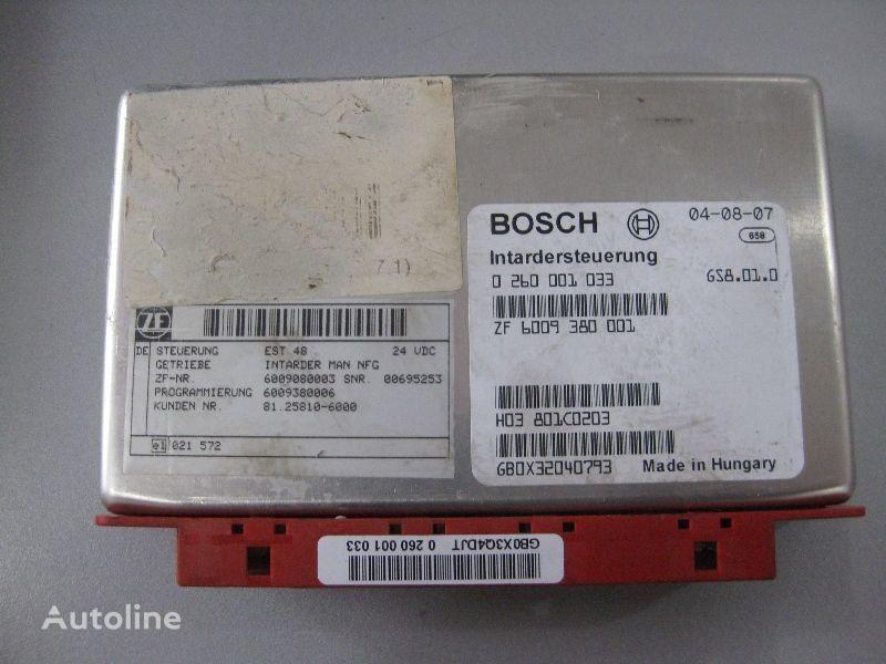 centralina MAN BOSCH Bosch per camion MAN