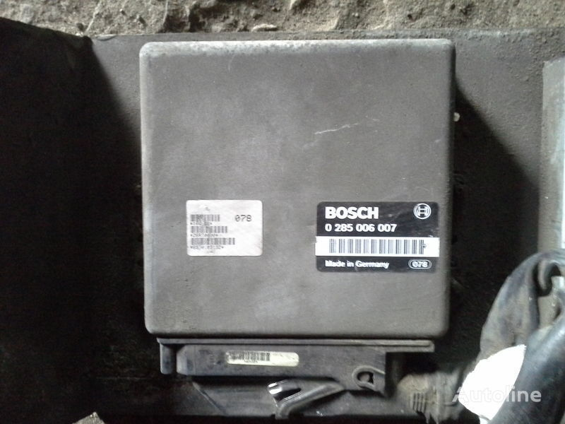 centralina MAN Bosch per autobus MAN
