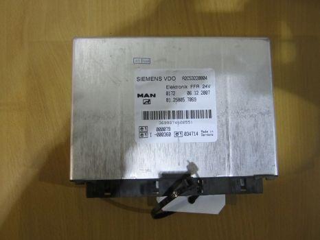 centralina MAN FFR regeleenheid per camion MAN TGL/M/A/S/X