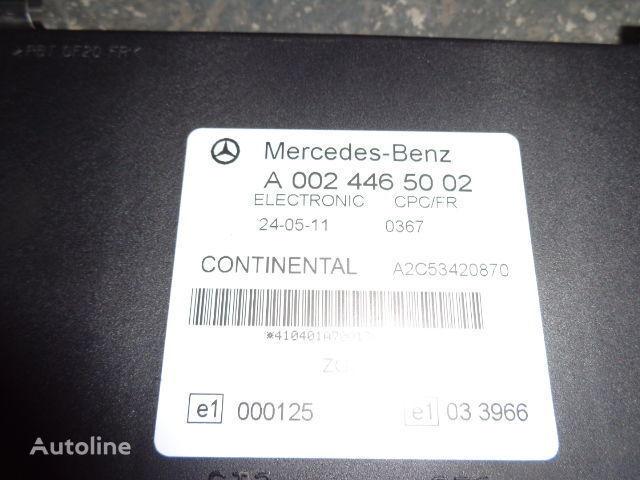centralina MERCEDES-BENZ MP3 FR unit ECU 0024465002, 0034464202, 0024463102, 00244 per trattore stradale MERCEDES-BENZ Actros