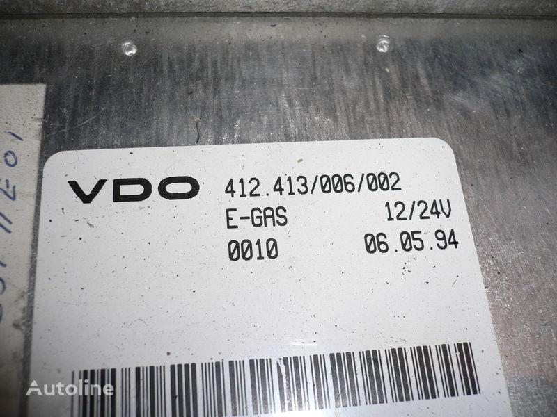 centralina SCANIA VDO 412.413/006/002 per autobus SCANIA b10