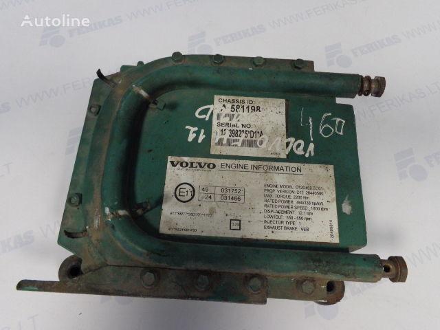 centralina VOLVO D12D engine control units EDC ECU 03161962, 08170700, 20977019