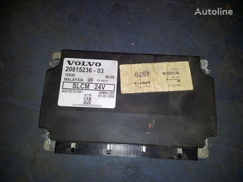 centralina VOLVO FH 12, , Light control unit SLCM, 20815236, 20744286, 207442 per trattore stradale VOLVO FH13