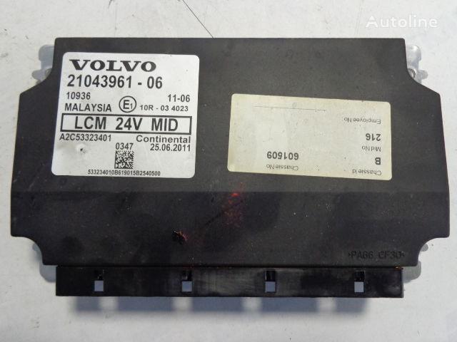 centralina VOLVO LCM light control units 21043961, 20744283,20427169,20514900,207 per trattore stradale VOLVO FH