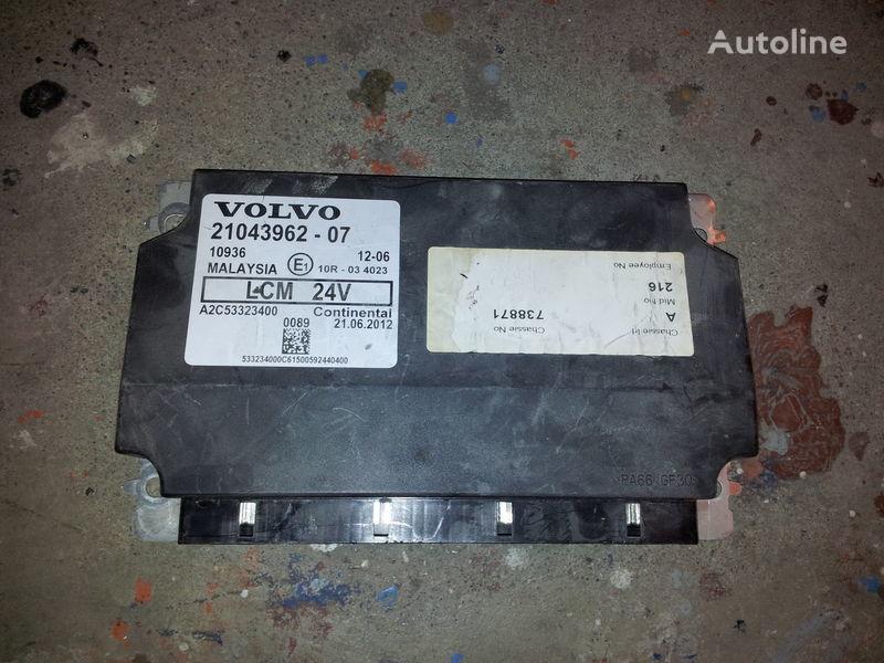 centralina VOLVO LCM lightning control unit 21043962, 21043961, 85102471, 85 per trattore stradale VOLVO FH13