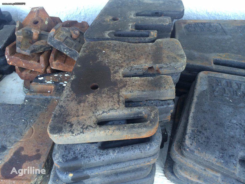 chassis DEUTZ-FAHR per trattore DEUTZ-FAHR D 06-07 nuovo