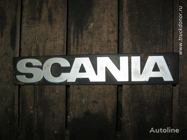 chassis SCANIA Logotip per camion SCANIA