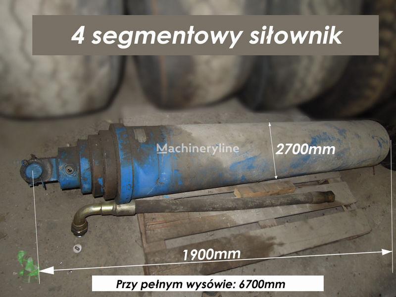 cilindro idraulico per macchine comunali
