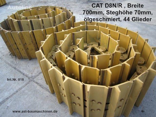 cingoli in gomma CATERPILLAR Kette mit Bodenplatten per bulldozer CATERPILLAR D8N/R