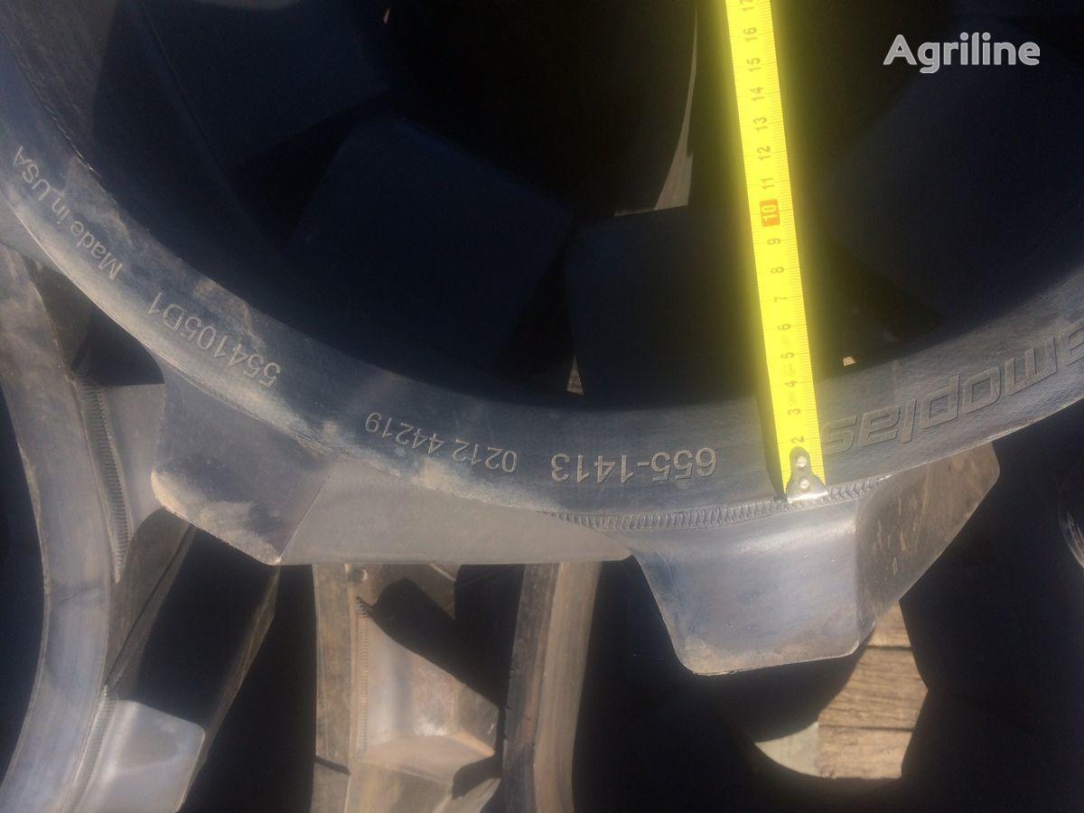 cingolo CATERPILLAR Camoplast per trattore CHALLENGER 865C