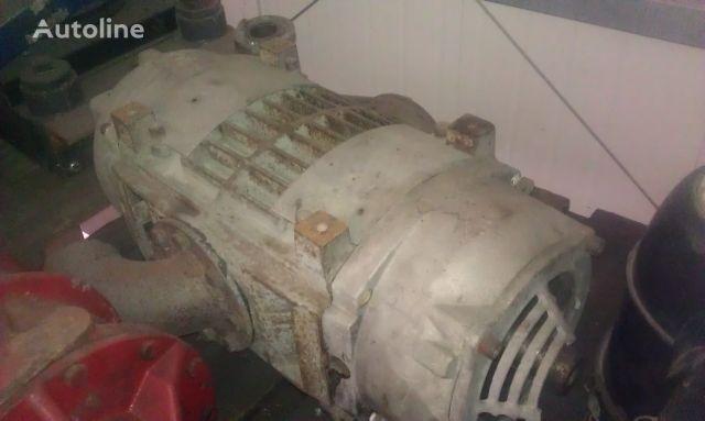 compressore aria DEMAG RTL 80 WITTIG sprężarka per camion KOMPRESOR DEMAG
