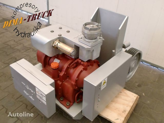 compressore aria GHH per camion kompresor GHH RAND CG80
