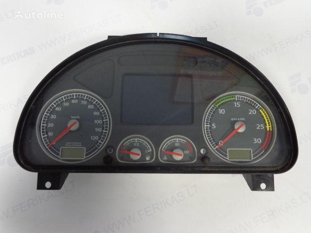 cruscotto IVECO Instrument cluster dashboard 504276234, 504226363 (WORLDWIDE DEL per trattore stradale IVECO STRALIS Euro 5