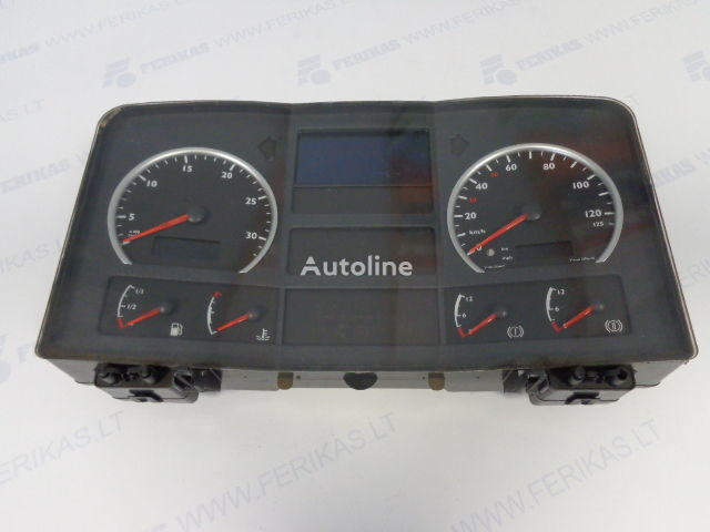 cruscotto MAN Siemens VDO Automative AG 81272026154 per trattore stradale MAN