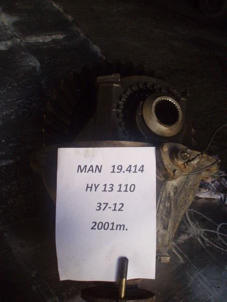 differenziale MAN HY 13.110 per trattore stradale MAN 19.414