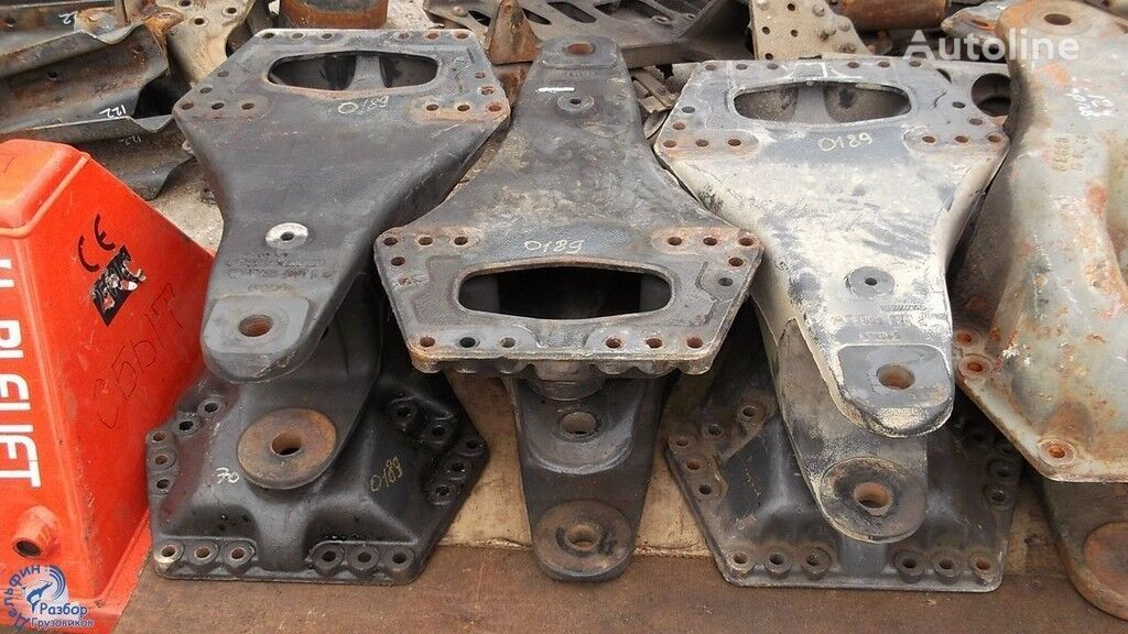 elementi di fissaggio Kronshteyn ressory per camion