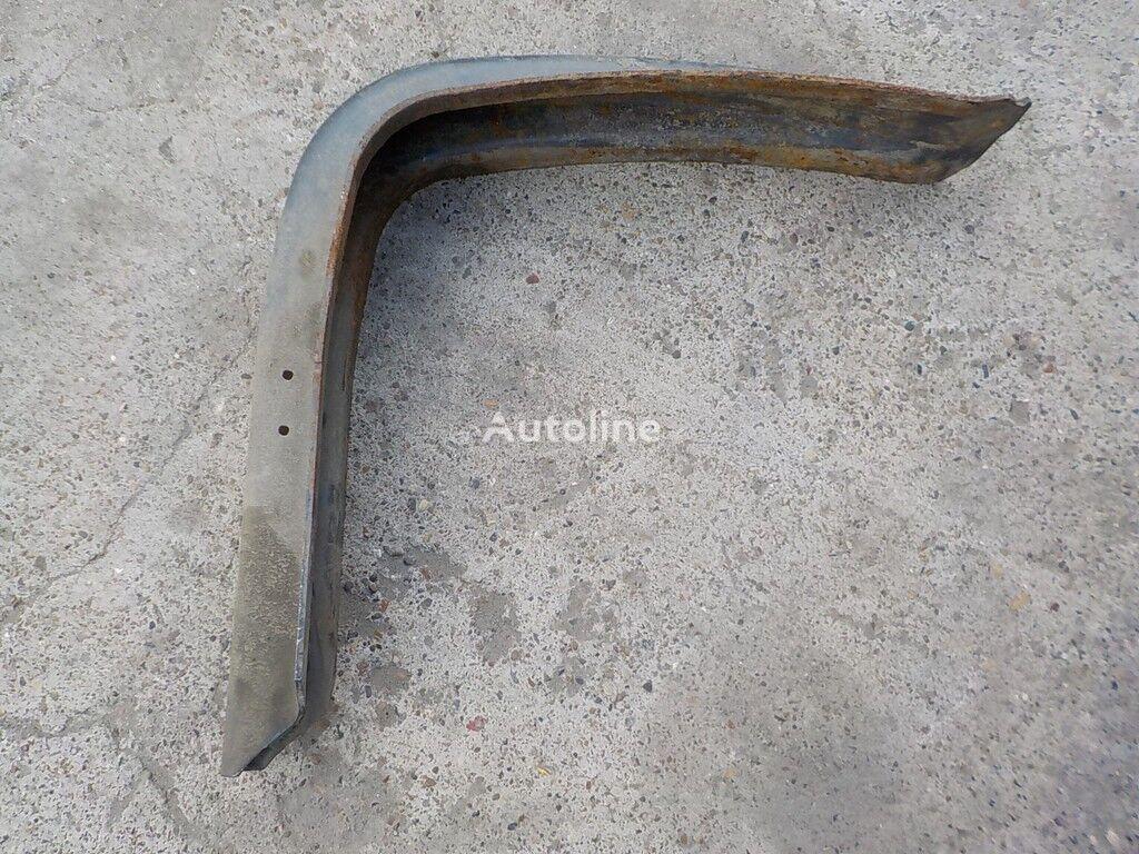 elementi di fissaggio toplivnogo baka DAF (v sbore s lentami i prostavkoy) per camion