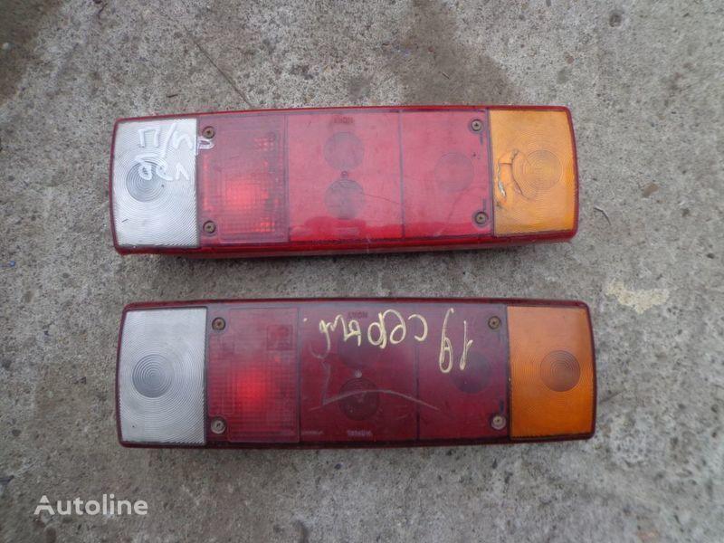 fanale posteriore CODER per semirimorchio CODER