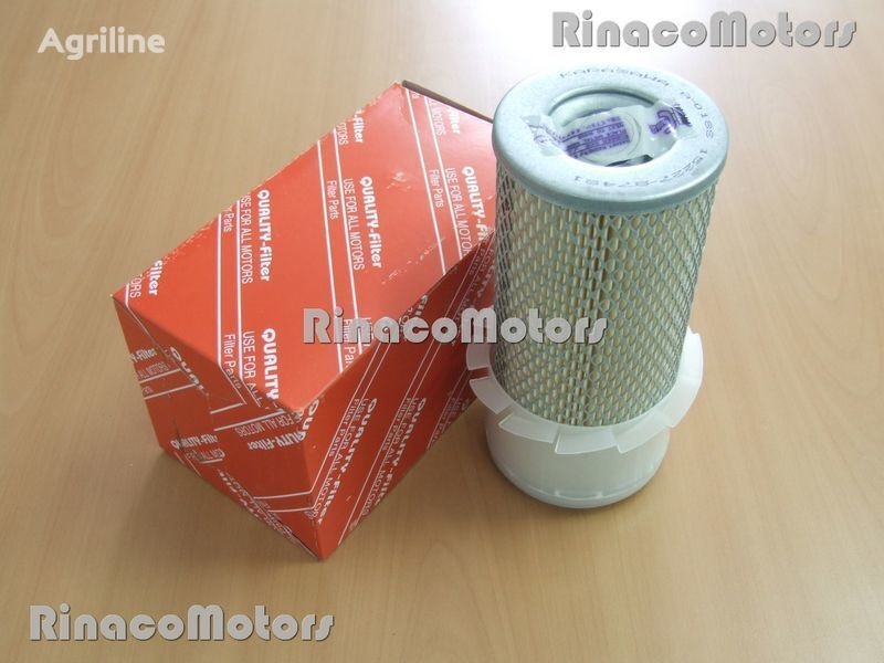 filtro aria KUBOTA per trattorino KUBOTA B5000-7000, B40, B1200-1500, Yanmar F13-16 nuovo