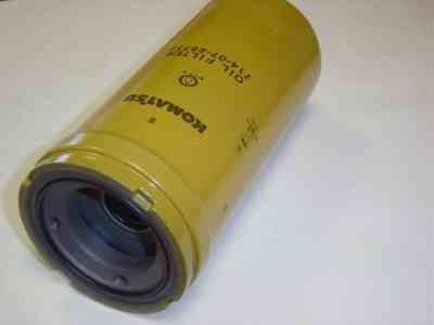 filtro idraulico KOMATSU per livellatrice KOMATSU GD555-3; GD555-3C; GD555-5; GD655-3; GD655-3EO; GD655-5; GD675-3 nuovo