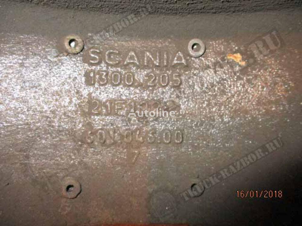 ganasce freno tormoznye kolodki zadnie, 254mm per trattore stradale SCANIA