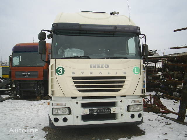 motore per camion IVECO STRALIS