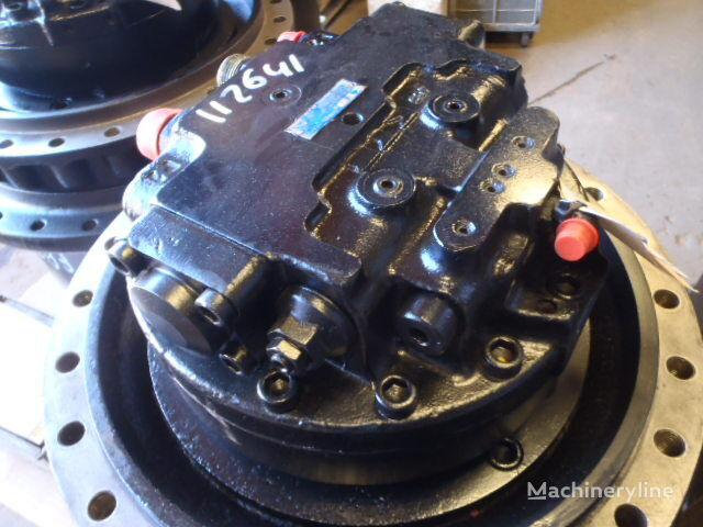 motore idraulico JCB KAYABA MSF-230VP-7 per escavatore JCB JS460LC