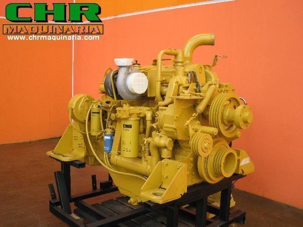motore CATERPILLAR per escavatore
