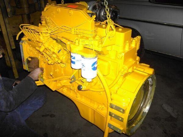 motore CUMMINS 6 BT 5.9 per altre macchine edili CUMMINS 6 BT 5.9