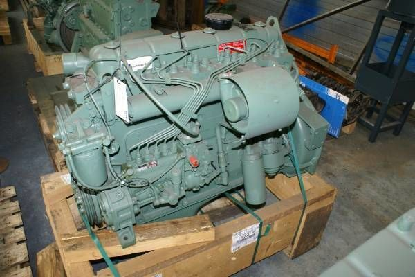 motore DAF RECONDITIONED ENGINES per altre macchine edili DAF RECONDITIONED ENGINES