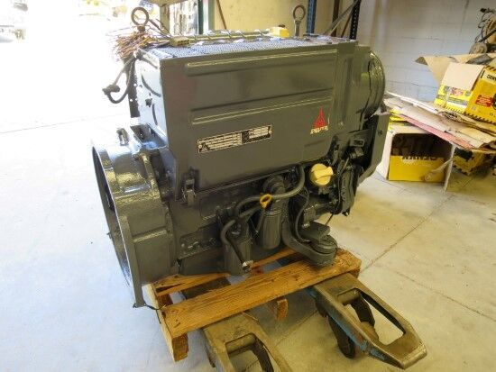 motore DEUTZ BF4L1011 per altre macchine edili