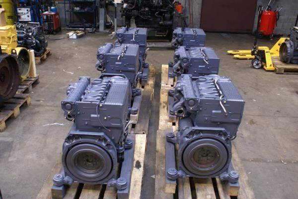 motore DEUTZ BF4L1011FT per altre macchine edili DEUTZ BF4L1011FT