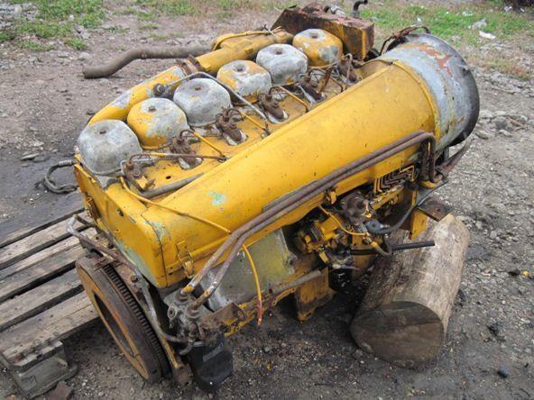 motore DEUTZ BF6L913 per escavatore