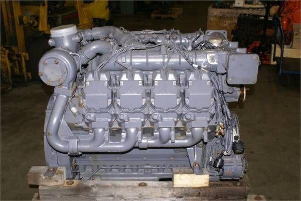 motore DEUTZ BF8M1015 C per altre macchine edili DEUTZ BF8M1015 C