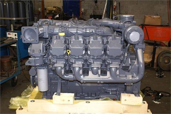 motore DEUTZ BF8M1015 CP per altre macchine edili