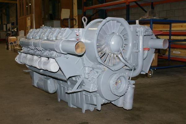 motore DEUTZ F10L513 per trattore DEUTZ