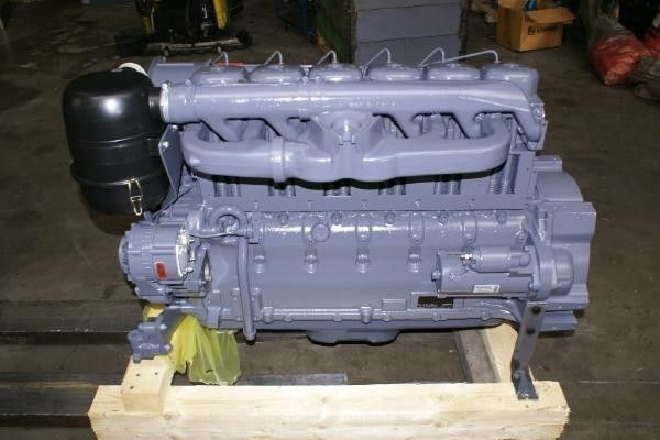 motore DEUTZ F6L912 per altre macchine edili DEUTZ