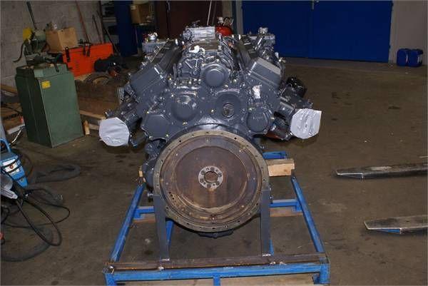 motore Detroit 12V71 N per altre macchine edili Detroit 12V71 N