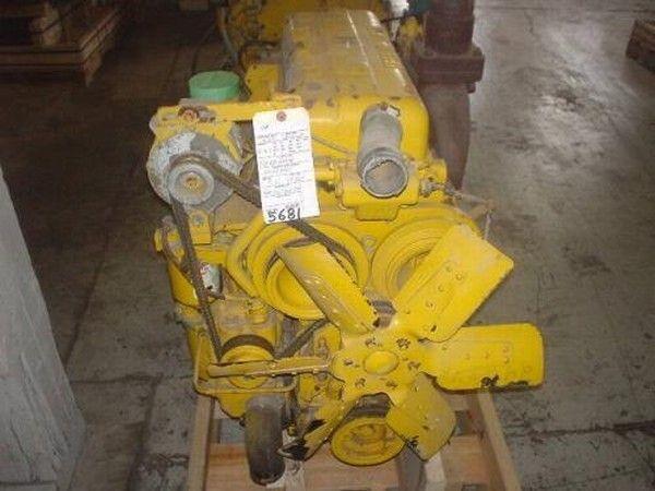 motore Detroit 4-53 N per altre macchine edili Detroit 4-53 N