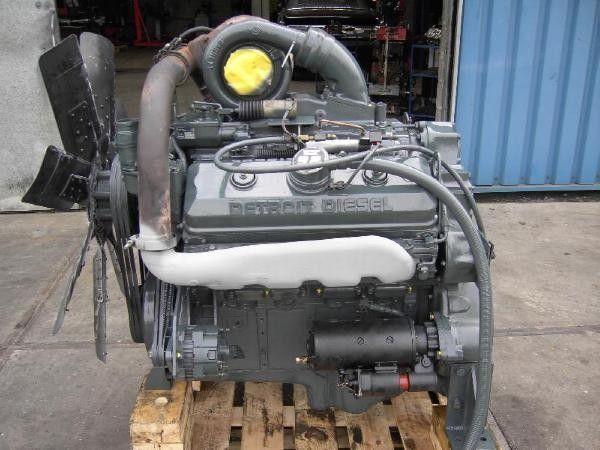 motore Detroit 8V71 per altre macchine edili Detroit 8V71