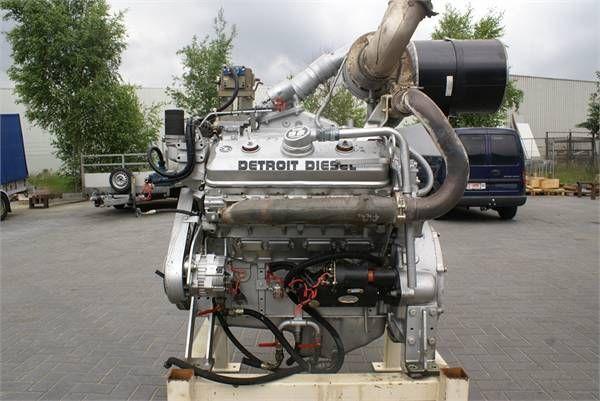 motore Detroit 8V92TA per altre macchine edili Detroit 8V92TA