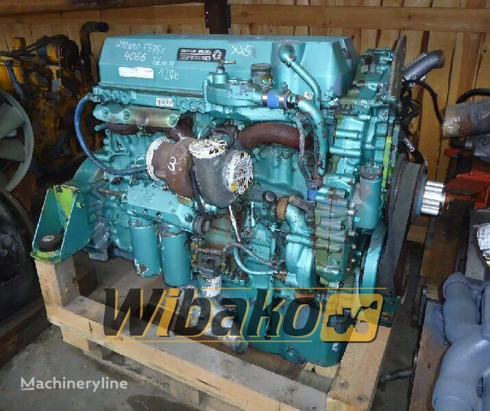 motore Engine Detroit diesel SERIES 60 (SERIES60) per escavatore SERIES 60