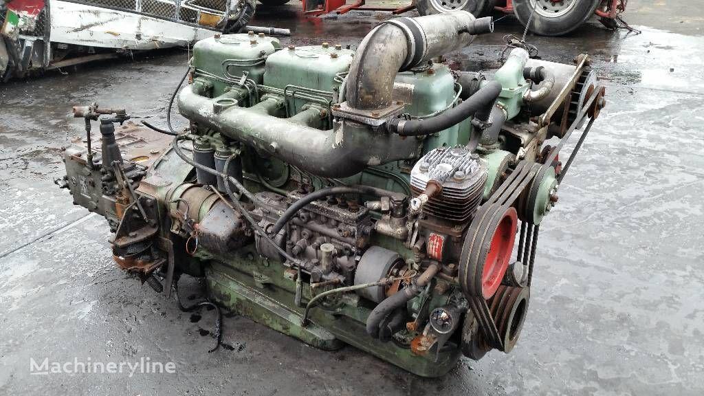 motore HANOMAG henschel 3 6.80 per pala gommata HANOMAG henschel 3 6.80