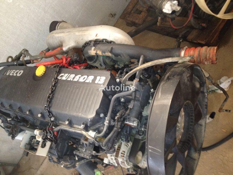 motore IVECO F3BE0681 E3 von PS 440/480/540 Cursor 13 per camion IVECO Cursor/Stralis/Trakker Euro 3 S44-S48-S54