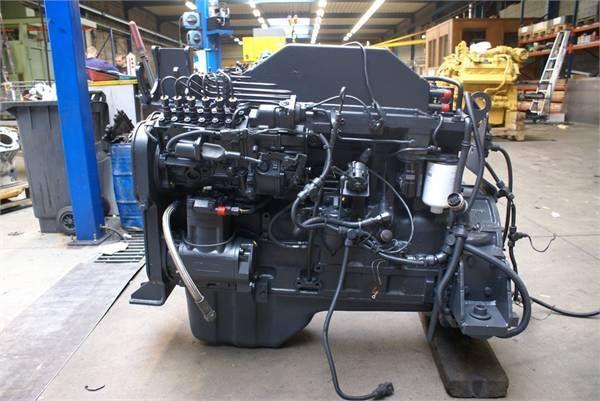 motore KOMATSU S6D114 E1 per pala gommata KOMATSU S6D114 E1