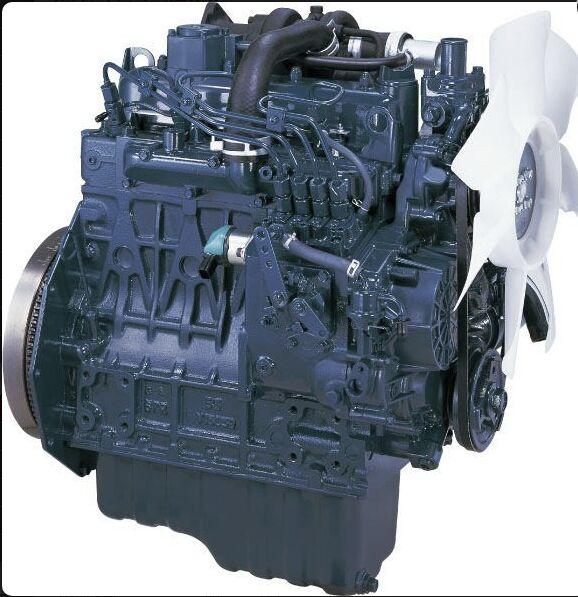motore KUBOTA V1505 per unità di refrigerazione