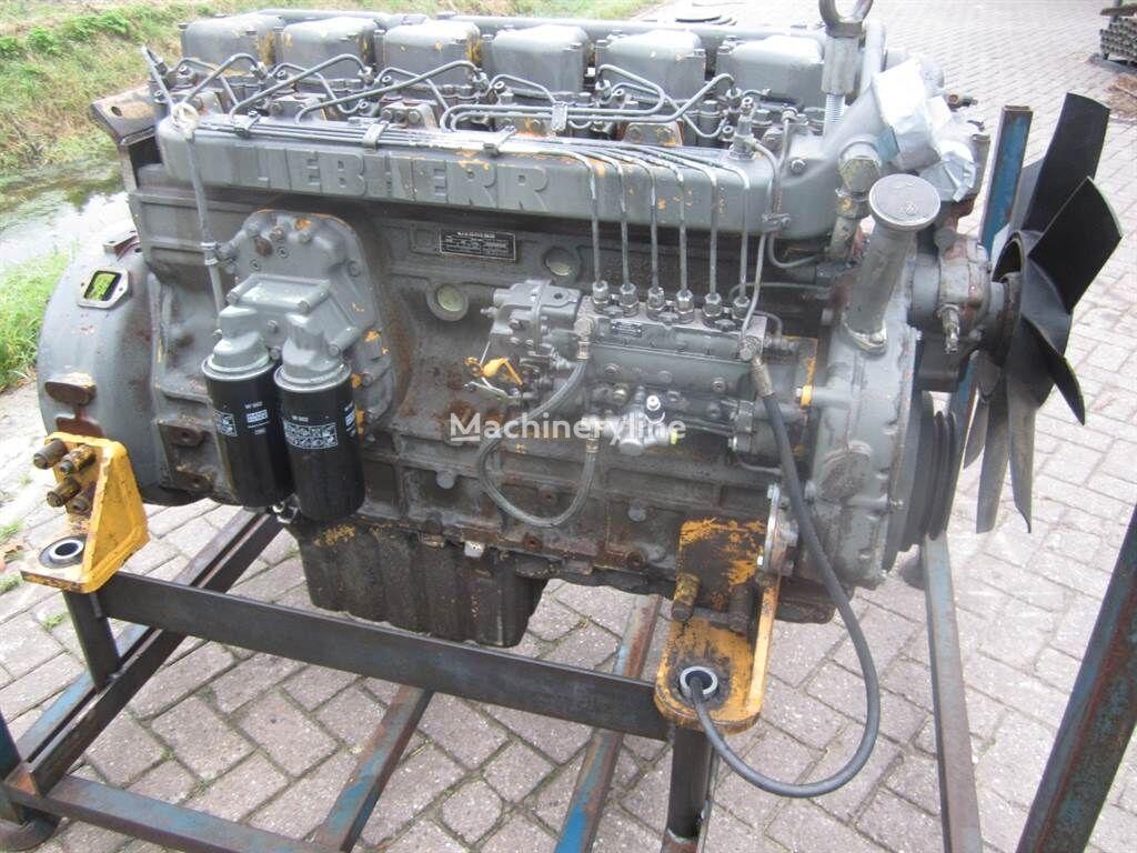 motore LIEBHERR D926NA per altre macchine edili LIEBHERR D926NA