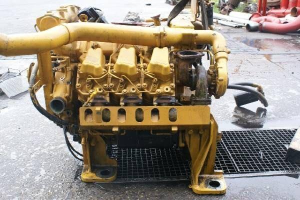 motore LIEBHERR RECONDITIONED ENGINES per altre macchine edili LIEBHERR RECONDITIONED ENGINES