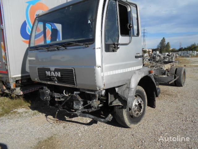 motore MAN 14.163 per camion MAN 163